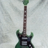 Vintage 1967 TeleStar 5003 Electric Guitar - Green