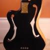 1960\'s Ampeg AUB Bass Guitar