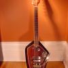 Vintage 1960's Domino Californian Electric Guitar (Redburst)