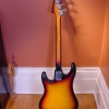 Vintage 1960\'s Espana Bass Guitar (Sunburst)