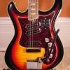 Vintage 1960\'s Silvertone Mosrite Electric Guitar