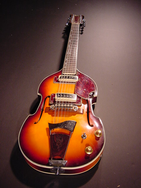 back catalog memories vintage 1960 39 s conrad guitars. Black Bedroom Furniture Sets. Home Design Ideas
