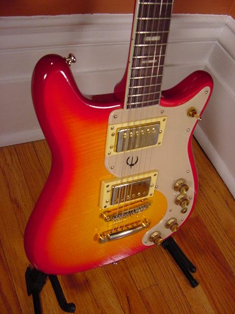 dating vintage epiphone guitars