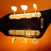 Vintage Airline Res-O-Glas Electric Guitar (White)