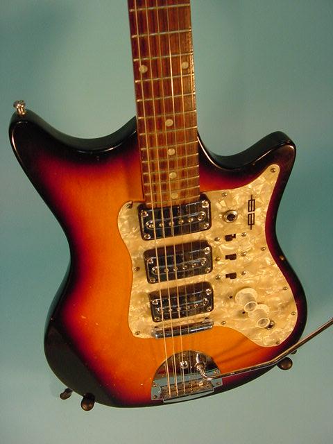 Dating egmond guitars