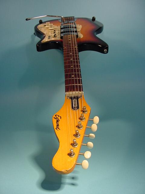 back catalog memories egmond thunder electric guitar. Black Bedroom Furniture Sets. Home Design Ideas