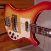 Vintage El Degas Ricky Bass Guitar