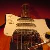 Galanti Panther Guitar (3 pickups)