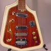 Vintage 1960's Domino California Rebel CE82 Electric Guitar