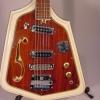 Vintage 1960's Domino California Rebel CE82 Electric Guitar