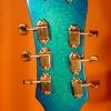 Mosrite Electric Guitar, The Ventures Model (Blueburst Finish)