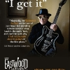 Bill Nelson & his Eastwood Saturn 63 guitar