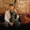 Buddy Miller & his Eastwood Wandre DLX guitar