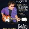 Stan Ridgway & his Airline Tuxedo guitar