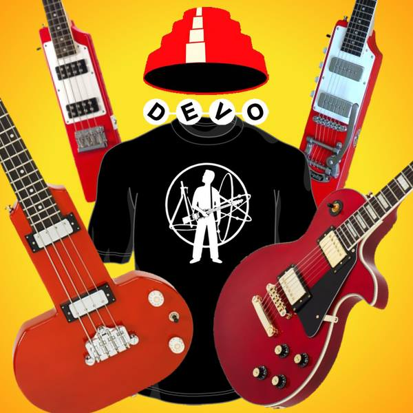 Devo signature guitars