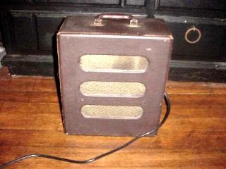 1940s Fidelity Amplifier