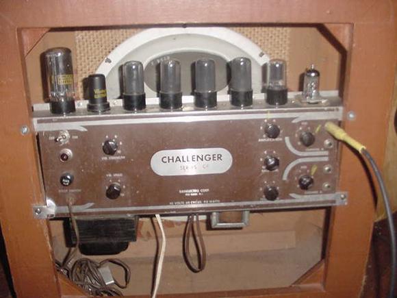 1950's Danelectro Challenger Guitar Amplifier