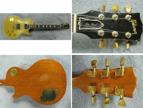 1953 Gibson Les Paul Guitar (Serial #3 0621)