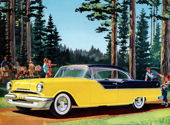 1955 Pontiac 870 Catalina Car