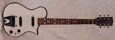 1956 Bigsby Magnatone Mark III Electric Guitar