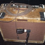 Neil Young's 1959 Fender Tweed Deluxe Amp