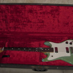 1960's Contessa Guitar (Green)