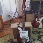 1960's Galanti Jetstar Electric Guitar