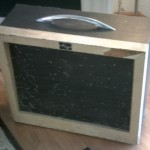 1960's Kay 507 Twin Ten Vintage Guitar Amp