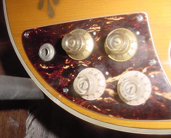 1960's Kent Short Scale Bass Guitar
