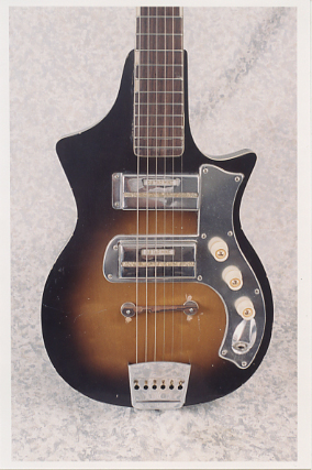 teisco J-5 body