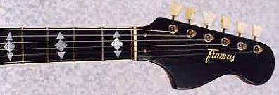 1963 Framus Television 5/118 Electric Guitar