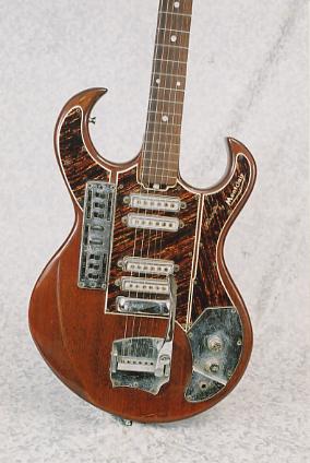 1964 Montclair Model No 3904 CU