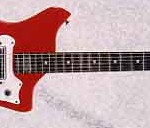 1965 Alamo Fiesta 2586R Electric Guitar
