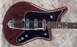 1965 Avanti Electric Guitar