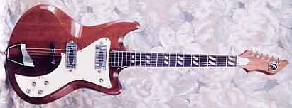 1965 Kay K350 Titan I Electric Guitar