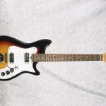 1966 Kapa Continental 12-String