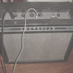 1966 Lectrolab S 400 Guitar Amplifier