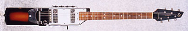 1967 LaBaye 2x4 Electric Guitar