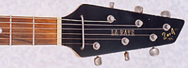 1967 LaBaye 2x4 Electric Guitar