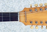 Vintage 1967 Alray 12-String Thinline Electric Guitar
