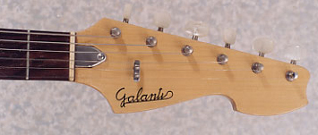1967 Galanti Grand Prix 3003 Electric Guitar