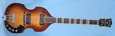 Vintage 1967 Hofner 459TZ Electric Guitar