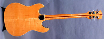 Vintage 1967 Kent Model 742 Electric Guitar