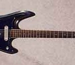 A Sharp Venture (1968 Guyatone LG-350T Sharp 5 Electric Guitar)