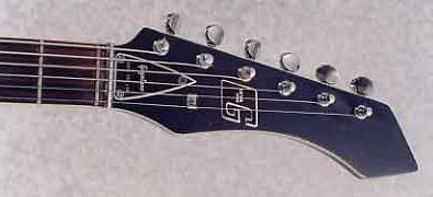 1968 Guyatone LG-350T Sharp 5 Vintage Electric Guitar