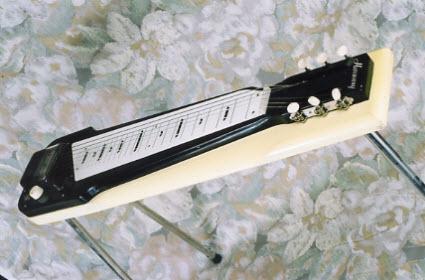 Vintage 1968 Roy Smeck Lap Steel Guitar