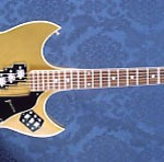 Gold of the Gods (1968 Sekova Grecian Electric Guitar)