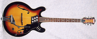 1968 St. Moritz Stereo Guitar