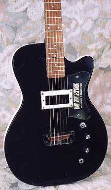 1969 Dan Armstrong Modified Danelectro Electric Guitar