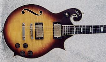 1975 Morris Custom Electric Guitar (Copy Era)